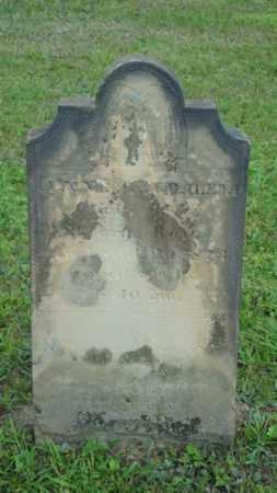 ROW, ANNE - Coshocton County, Ohio   ANNE ROW - Ohio Gravestone Photos
