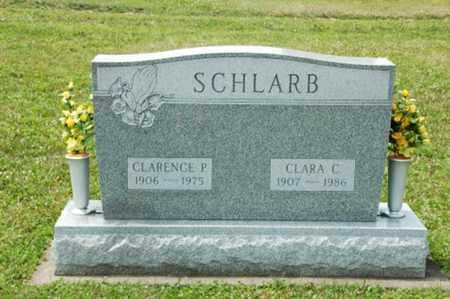 SCHLARB, CLARENCE P. - Coshocton County, Ohio | CLARENCE P. SCHLARB - Ohio Gravestone Photos