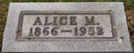 SHIPPS, ALICE - Coshocton County, Ohio | ALICE SHIPPS - Ohio Gravestone Photos