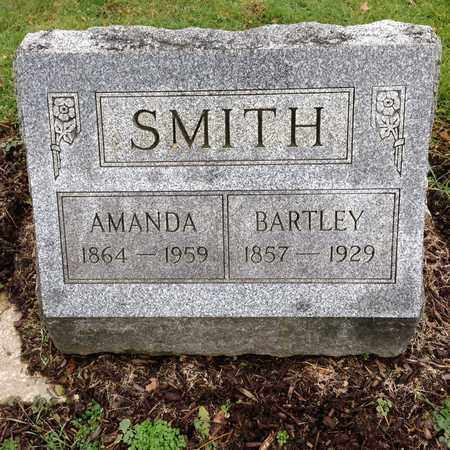 SMITH, AMANDA - Coshocton County, Ohio | AMANDA SMITH - Ohio Gravestone Photos