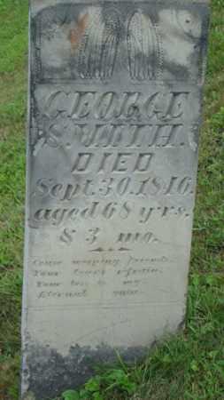 SMITH, GEORGE - Coshocton County, Ohio | GEORGE SMITH - Ohio Gravestone Photos