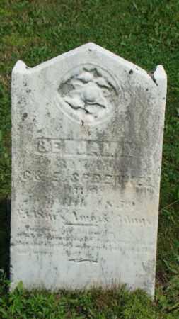 SPRENKLER, BENJAMIN - Coshocton County, Ohio | BENJAMIN SPRENKLER - Ohio Gravestone Photos