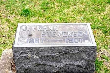 STEVENSON, J. FRANK - Coshocton County, Ohio | J. FRANK STEVENSON - Ohio Gravestone Photos