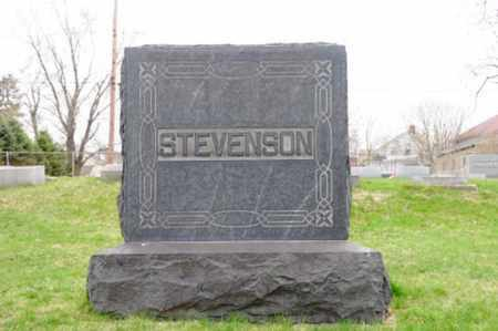 STEVENSON, RUSSELL JOHN - Coshocton County, Ohio | RUSSELL JOHN STEVENSON - Ohio Gravestone Photos