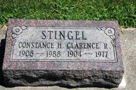 EMIG STINGEL, CONSTANCE H. - Coshocton County, Ohio | CONSTANCE H. EMIG STINGEL - Ohio Gravestone Photos