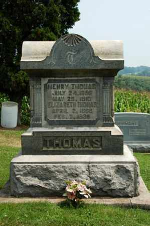 THOMAS, HENRY - Coshocton County, Ohio | HENRY THOMAS - Ohio Gravestone Photos