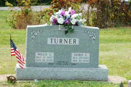 TURNER, DORIS E. - Coshocton County, Ohio | DORIS E. TURNER - Ohio Gravestone Photos