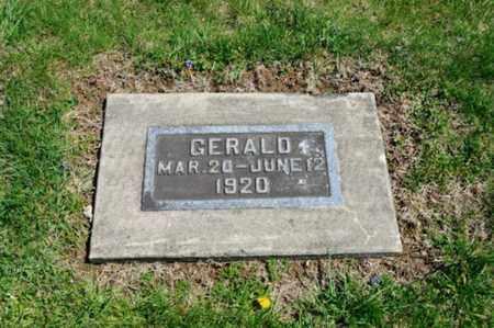 WILLIAMSON, WILLIAM GERALD - Coshocton County, Ohio   WILLIAM GERALD WILLIAMSON - Ohio Gravestone Photos