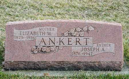 ANKERT, JOSEPH A - Crawford County, Ohio | JOSEPH A ANKERT - Ohio Gravestone Photos