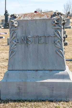 ANSTETT, MARY - Crawford County, Ohio | MARY ANSTETT - Ohio Gravestone Photos