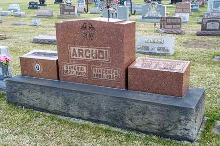 ARCUDI, VINCENZA - Crawford County, Ohio | VINCENZA ARCUDI - Ohio Gravestone Photos