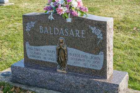 BALDASARE, NATOLINO JOHN - Crawford County, Ohio | NATOLINO JOHN BALDASARE - Ohio Gravestone Photos
