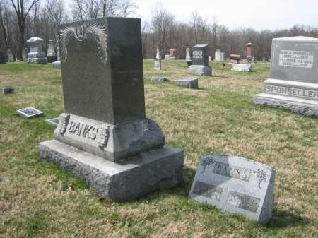BANKS, MONUMENT - Crawford County, Ohio   MONUMENT BANKS - Ohio Gravestone Photos
