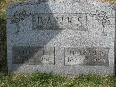 BANKS, TRUMAN R. - Crawford County, Ohio | TRUMAN R. BANKS - Ohio Gravestone Photos