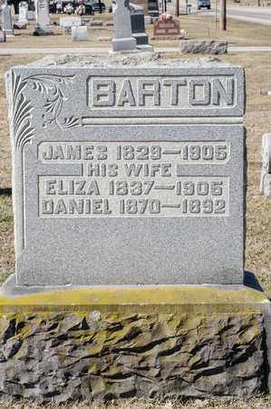 BARTON, JAMES - Crawford County, Ohio | JAMES BARTON - Ohio Gravestone Photos