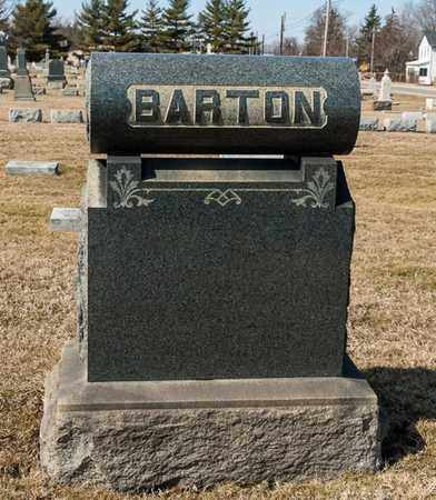 BARTON, MARY - Crawford County, Ohio | MARY BARTON - Ohio Gravestone Photos