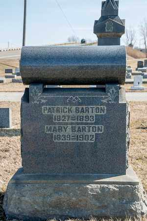BARTON, PATRICK - Crawford County, Ohio | PATRICK BARTON - Ohio Gravestone Photos