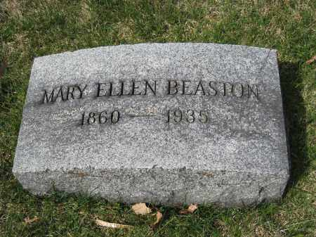 BEASTON, MARY ELLEN - Crawford County, Ohio | MARY ELLEN BEASTON - Ohio Gravestone Photos