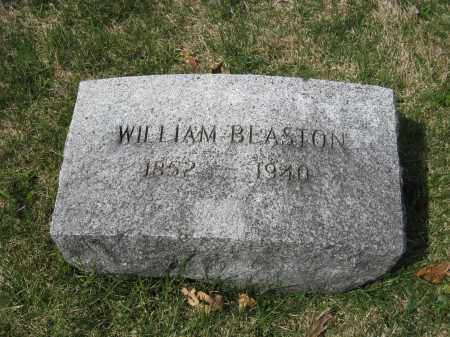 BEASTON, WILLIAM - Crawford County, Ohio | WILLIAM BEASTON - Ohio Gravestone Photos