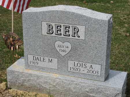 BEER, DALE M - Crawford County, Ohio | DALE M BEER - Ohio Gravestone Photos