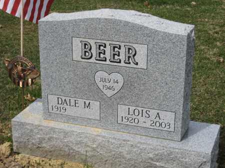BEER, DALE M - Crawford County, Ohio | DALE M BEER - Ohio Gravestone Photos