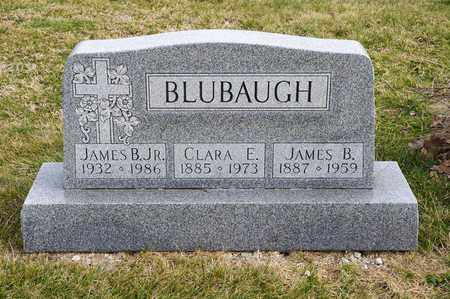 BLUBAUGH JR, JAMES B - Crawford County, Ohio | JAMES B BLUBAUGH JR - Ohio Gravestone Photos