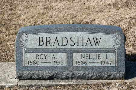 BRADSHAW, ROY A - Crawford County, Ohio | ROY A BRADSHAW - Ohio Gravestone Photos