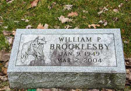 BROCKLESBY, WILLIAM P - Crawford County, Ohio | WILLIAM P BROCKLESBY - Ohio Gravestone Photos