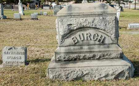 BURCH, JOSEPH F - Crawford County, Ohio | JOSEPH F BURCH - Ohio Gravestone Photos