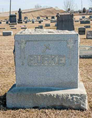 BURKE, WILLIAM P - Crawford County, Ohio | WILLIAM P BURKE - Ohio Gravestone Photos