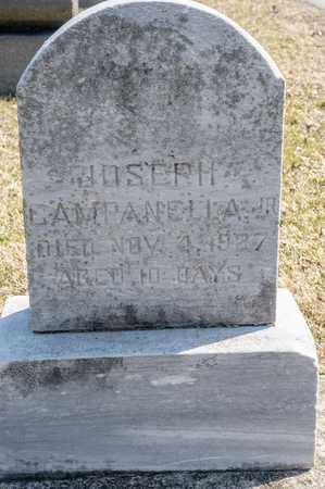 CAMPANELLA JR, JOSEPH - Crawford County, Ohio | JOSEPH CAMPANELLA JR - Ohio Gravestone Photos