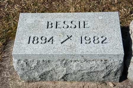 CLEMENS, BESSIE - Crawford County, Ohio | BESSIE CLEMENS - Ohio Gravestone Photos