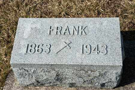 CLEMENS, FRANK - Crawford County, Ohio | FRANK CLEMENS - Ohio Gravestone Photos