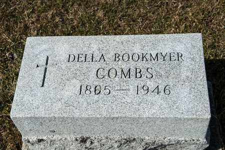 COMBS, DELLA - Crawford County, Ohio | DELLA COMBS - Ohio Gravestone Photos