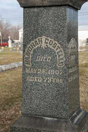 COSTELLO, HANORAH - Crawford County, Ohio | HANORAH COSTELLO - Ohio Gravestone Photos