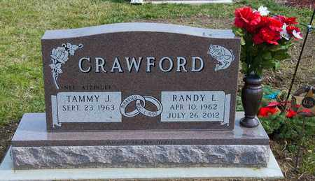 CRAWFORD, RANDY L - Crawford County, Ohio | RANDY L CRAWFORD - Ohio Gravestone Photos