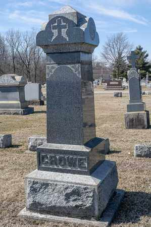 CROWE, DANIEL P - Crawford County, Ohio | DANIEL P CROWE - Ohio Gravestone Photos