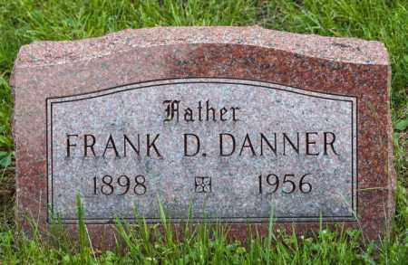 DANNER, FRANK D. - Crawford County, Ohio | FRANK D. DANNER - Ohio Gravestone Photos
