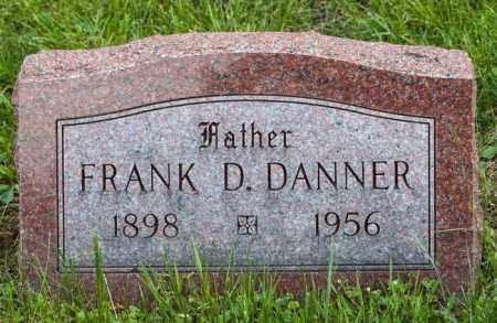 DANNER, FRANK D. - Crawford County, Ohio | FRANK D. DANNER - Ohio Gravestone Photos
