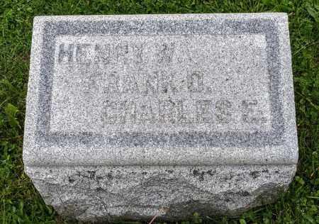 DAVIS, HENRY W. - Crawford County, Ohio | HENRY W. DAVIS - Ohio Gravestone Photos