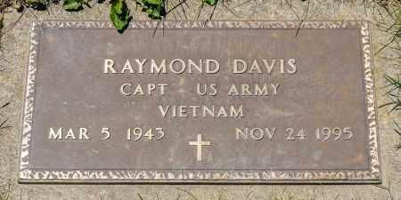 DAVIS, RAYMOND - Crawford County, Ohio | RAYMOND DAVIS - Ohio Gravestone Photos
