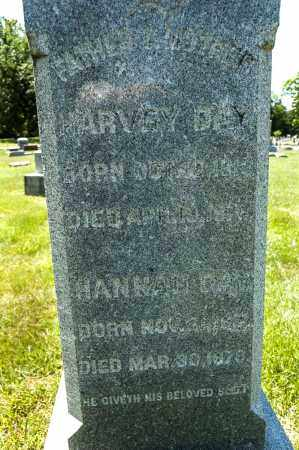 DAY, HANNAH - Crawford County, Ohio | HANNAH DAY - Ohio Gravestone Photos