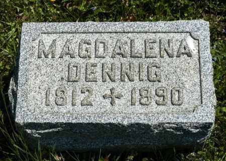 DENNIG, MAGDALENA - Crawford County, Ohio | MAGDALENA DENNIG - Ohio Gravestone Photos