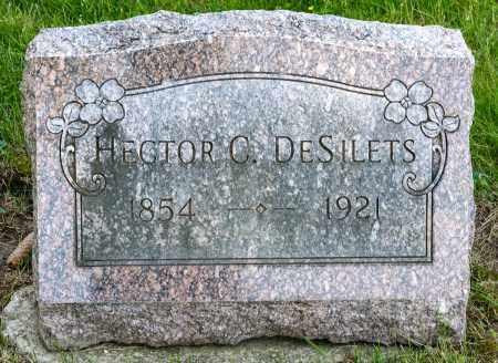 DESILETS, HECTOR C. - Crawford County, Ohio | HECTOR C. DESILETS - Ohio Gravestone Photos
