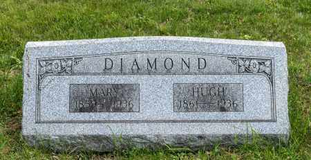 DIAMOND, MARY - Crawford County, Ohio | MARY DIAMOND - Ohio Gravestone Photos