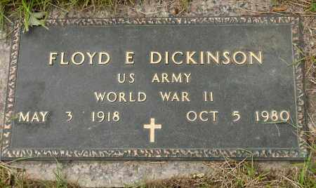 DICKINSON, FLOYD E. - Crawford County, Ohio | FLOYD E. DICKINSON - Ohio Gravestone Photos