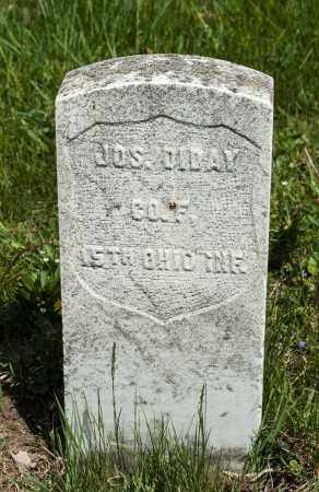 DIDAY, JOSEPH - Crawford County, Ohio | JOSEPH DIDAY - Ohio Gravestone Photos