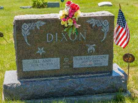 DIXON, HOWARD EUGENE - Crawford County, Ohio | HOWARD EUGENE DIXON - Ohio Gravestone Photos
