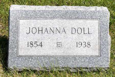 DOLL, JOHANNA - Crawford County, Ohio | JOHANNA DOLL - Ohio Gravestone Photos