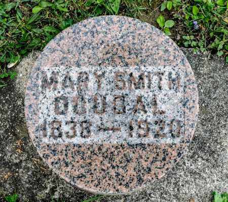 DOUGAL, MARY - Crawford County, Ohio | MARY DOUGAL - Ohio Gravestone Photos